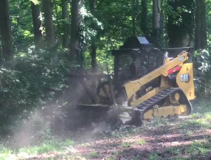 Land Clearing Blythewood SC