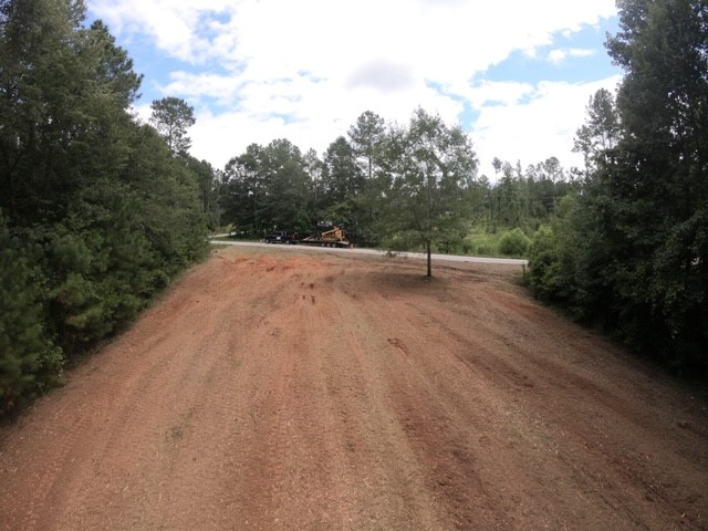 Residential Lot for sale that we cleared in Newberry SC