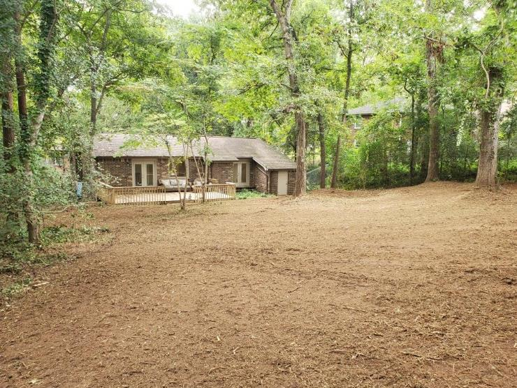 Land Clearing West Columbia SC- After