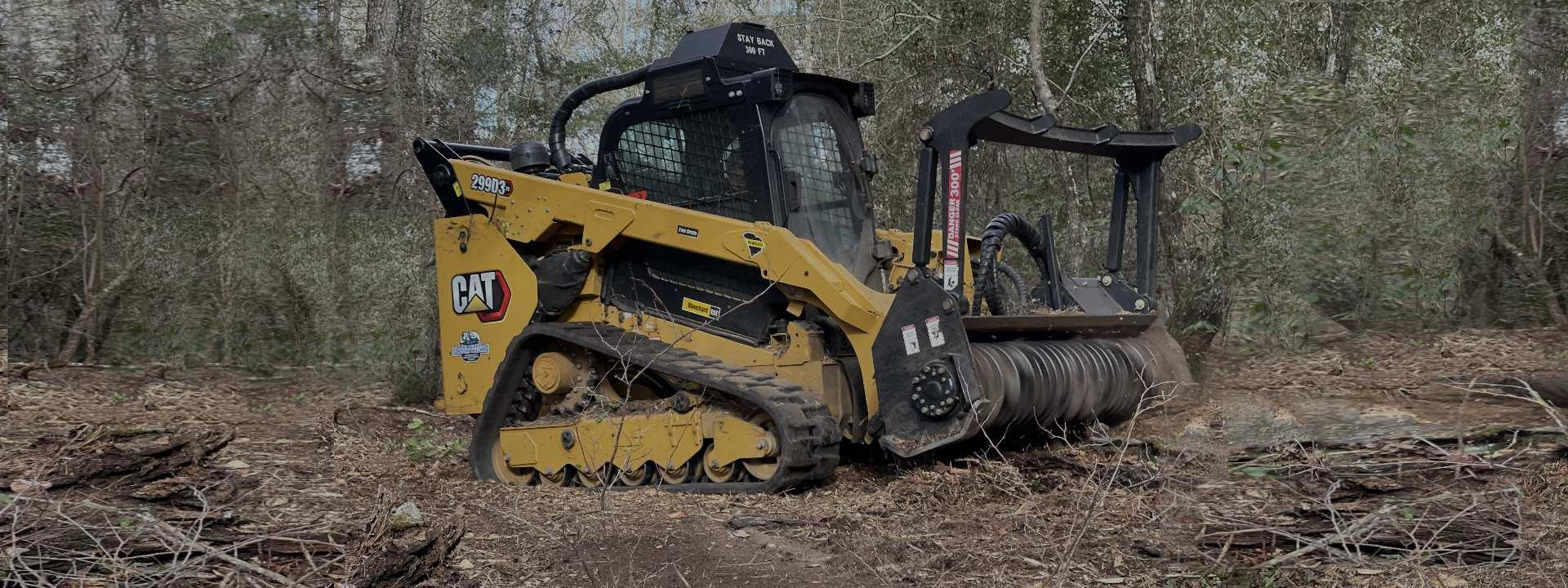 Underbrush Clearing Services South Carolina